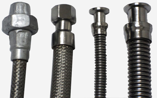 Ss Corrugated Metalic Flexible Hose Manufacturers In India